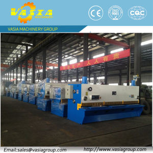 CE Certified Plate Shearing Machine pictures & photos