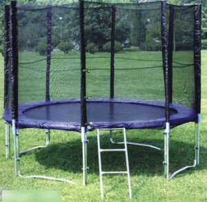 The Happy and Good Trampoline From China Supplier pictures & photos