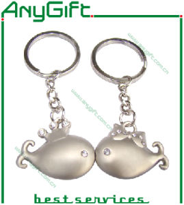 Metal Keyring with Customized Size and Logo 35 pictures & photos