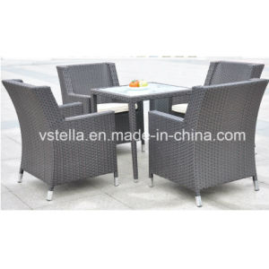 Outdoor Patio Garden Rattan Wicker Dining Furniture pictures & photos