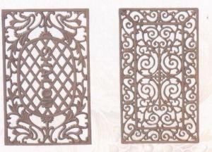 Doormat Iron Casting pictures & photos