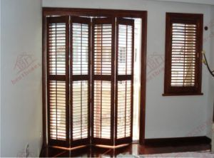 Aluminium Folding Shutter Door for Entry (BHA-DBF13) pictures & photos