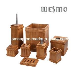 Hien-End Carbonized Bamboo Bath Ensembles (WBB0608A) pictures & photos