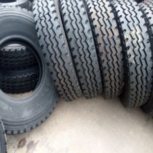 Manufacturers of Export Brand New 12.00 R24 Truck Tyres pictures & photos
