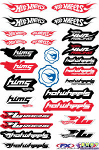 Custom Self Adhesive Vinyl Cars Sticker, Car Decal pictures & photos