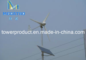 Horizontal Axis Wind Turbine-1kw (MG-H1KW) pictures & photos