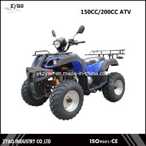 Gy6 Farm ATV with High Performance 150cc/200cc Quad Automatic Engine Air Cooled 4 Stroke Quad Bike pictures & photos
