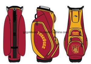 Fashion Newest Design Push Golf Cart Bag, Golf Push and Pull Cart Bag pictures & photos