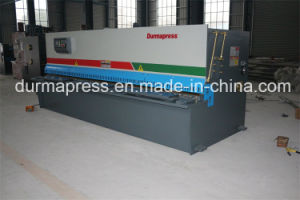 Heavy QC12y 8X6000 Steel Cutting Machine pictures & photos