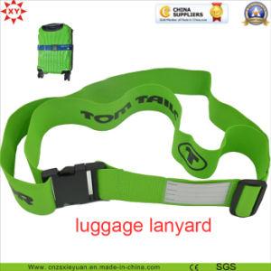 Custom Polyester Badge Reel Lanyard pictures & photos