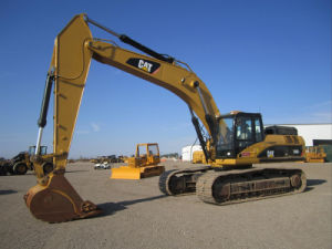 Used Caterpillar 336D Crawler Excavators