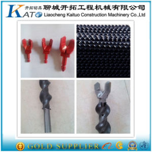 Rotary Drilling Rigs Twist Drilling Rods Bolting Auger Drill Bit pictures & photos