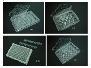 Laboratory Products Disposable Plastic Culture Dishes (G01-G04) pictures & photos