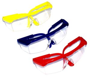 Hot Sale Best Price Colorful Safety Dental Glasses pictures & photos