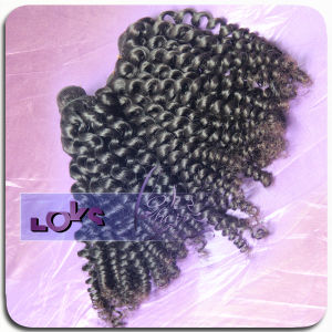 Great Quality 100% Natural Human Virgin Weaving Hair for Extension