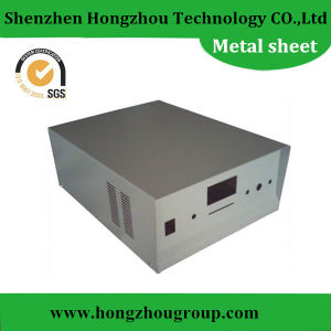 Sheet Metal Fabrication Enclosure for Electrical Power Boxes pictures & photos