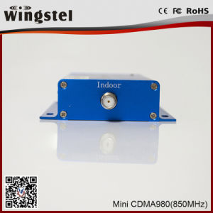Hot Sale 3G Signal Amplifier CDMA 850MHz Mobile Signal Booster pictures & photos