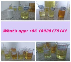 Injectable Water-Based Winstrol Suspension 50mg/Ml for Muscle Building pictures & photos