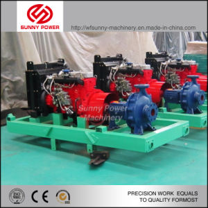 Diesel Water Pump for Sprinkler Irrigation System with High Pressure pictures & photos