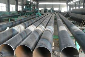Carbon Steel Tube-X70 Spiral Steel Pipe