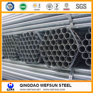 ASTM A53 Hot Rolled Black Welded Steel Pipe pictures & photos