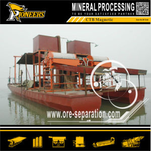Black Sand Gold Mining Equipment Magnetic Separator Gold Washing Machine