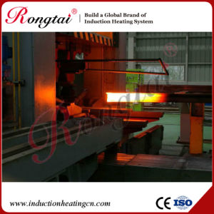 Medium Frequency Steel Bar Induction Forging Furnace pictures & photos