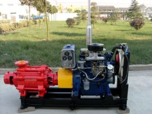 Fire Pump Driven by Diesel Engine or Motor/High Pressure/Automatic Control pictures & photos