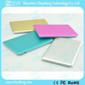 Ultra Thin Card Design 1400mAh Power Bank (ZYF8054)
