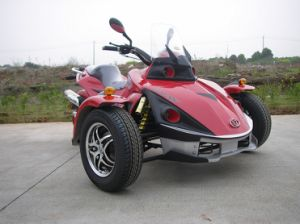Racing Red Tricycle Motorcycle ATV with 250cc (KD 250MB2) pictures & photos