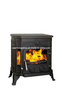 Wood Burning Cast Iron Stove