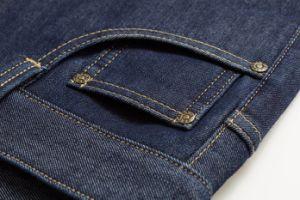 D822 Fashion Men Thick Trousers Denim Jeans pictures & photos
