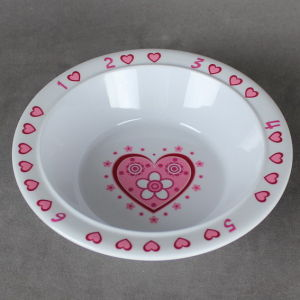 Melamine Bowl with Art - 14pm30015