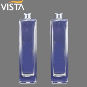 Vista Blue Vodka Bottle pictures & photos