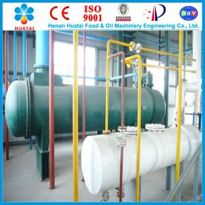 Automatic edible oil refinery machine