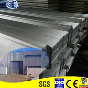 Az Coating Corrugated Metal Sheet for Roof (YX25-205-820) pictures & photos