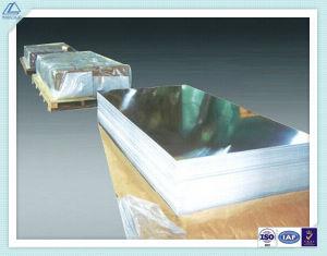 Aluminum/Aluminium Plate for Decoration Material pictures & photos