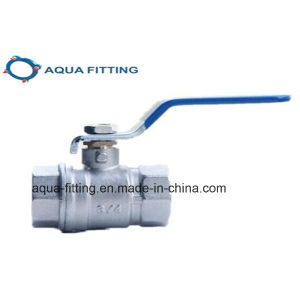"1/4""-4""Ball Valve Brass Brass Ball Valve Price Forged Brass Ball Valve Nicked mm pictures & photos"