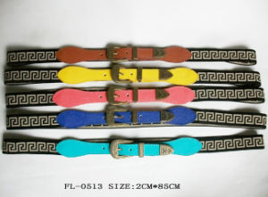 Classic Elastic Belt Fl-0513 pictures & photos