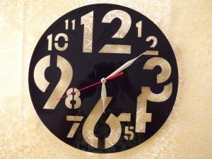 Acrylic Wall Clock & Decorative Wall Colock pictures & photos