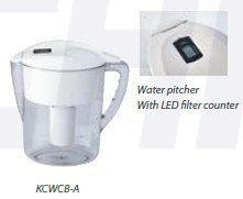 Water Pitcher with Mechanical Counter pictures & photos