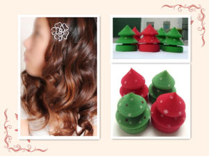 Hottest Hair Roller Magic Hair Curler pictures & photos