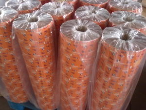 Plastic Food Packaging Film with Gravure Printing pictures & photos