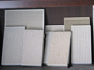 Honeycomb Ceramic Heater Honeycomb Filter Porous Ceramic Filter pictures & photos