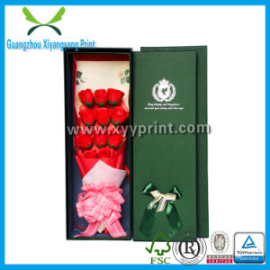 Custom Luxury Cardboard Paper Box for Gift with High Quality pictures & photos