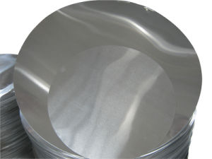 1050 Aluminum Disc Manufacture pictures & photos