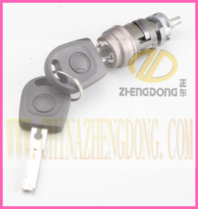VW for Polo Ignition Starter Lock Ignition Switch + 2 Keys (ZD-2803)