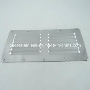 Stainless Steel Louvered Vents pictures & photos