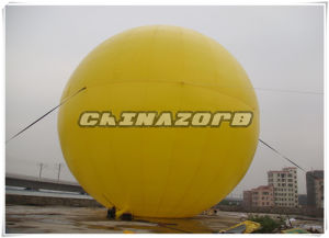Giant Size Amazing Design Inflatable Roof Top Ball Ground Balloon pictures & photos