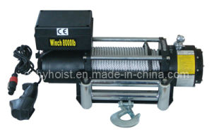 Electric Winch (WT-8000) pictures & photos